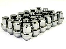 24 pc 2015-2020 Ford F-150 Solid OEM Factory Type Lug Nuts 14x1.5 # 1009F