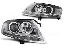 LED DRL HEADLIGHTS LPAUA8 AUDI A6 SALOON ESTATE 2004 2005 2006 2007 2008 XENON