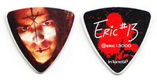 Combichrist Eric 13 Signature Photo Bass Guitar Pick - 2017 Tour