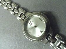 "Relic ladies watch 5 inch with (3) 1/2 inch links to make it 6 1/2"" longest"