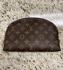 Louis Vuitton Cosmetic Pouch Monogram Canvas GM Clutch