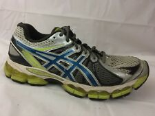 Asics Mens 9.5 Med Gel Nimbus 15 Running Shoes Sneakers Trainers Fluidride T3B0N