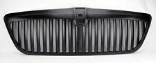Lincoln Navigator 98-02 Matte Black Vertical Front Bumper Hood Grill