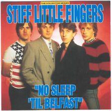 CD STIFF LITTLE FINGERS - NO SLEEP 'TIL BELFAST (Punk Rock 1992) 5017615931822