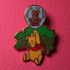 DISNEY PIN - WINNIE THE POOH Bear and the Honey Tree 12 Months of Magic DS