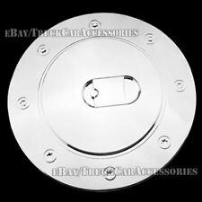 For 2002 2003 2004 2005 2006 CADILLAC Escalade EXT Chrome Gas Fuel Door Cover 1