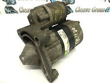 Peugeot 307 used starter motor 1.4 1.6 Valeo D7E16