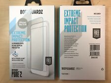BodyGuardz Pure2 iPhone 6 / 6S / 7 / 8 Glass Screen Protector - Clear
