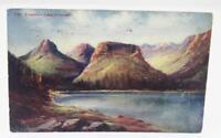 Vintage 1911 Postcard Trapper Lake Colorado