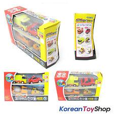 Little Bus TAYO Friends Special 4 pcs Set V.3 Toy Cars Ruby Speedy Damaged BOX