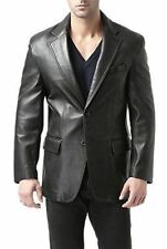 Button Collared Regular Size Coats & Jackets for Men