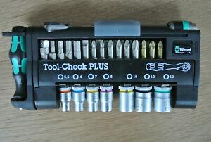 """Wera: Tool-Check PLUS 39-teilig, 1/4""""-Antrieb"""