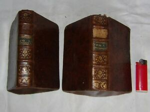 1755 ORDONNANCE LOUIS XIV 2 VOLUME CODE CIVIL NELE EDIT. ST GERMAIN EN LAYE 1667