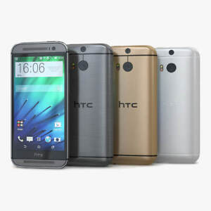 Factory Unlocked HTC One M7 32GB / M8 16gb Android Phone or FULL KIT