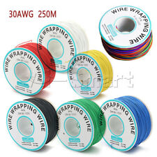 250m 30awg Pcb Circuit Board Aviation Wire Flying Wire Breadboard Jumper Cable