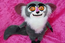 "Madagascar ~ MAURICE THE LEMUR ~ 8"" Soft Plush Toy by Gosh 2004"