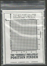 Thirkell Philatelic Position Finder by Stanley Gibbons. Brand New.