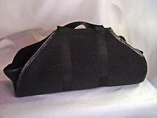 The BEST wood tote bag in Black
