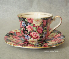 Royal Winton Chintz, Florence Tea Cup & Saucer, English Earthenware, new