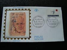 FRANCE - enveloppe 1er jour 24/4/1993 (andre chamson) (cy21) french