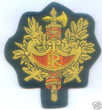 France French Republic Empire Napoleon Fascia National Emblem Uniform Patch Vive