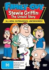 Family Guy - Presents Stewie Griffin: The Untold Story/DVD Region 4/VERY FUNNY!