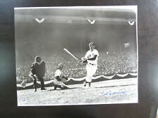 Ted Williams Autograph Signed 16 x 20 Photo PSA/DNA  Boston Red Sox
