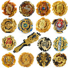 Beyblade Burst Evolution Gold Starter Blades Bey Bayblade Booster Launcher Set