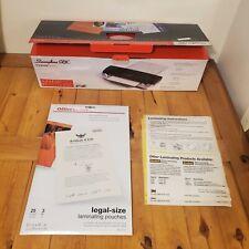 Swingline Gbc Fusion 3000l 12 Laminator 1703075 New Open Box With Bundle See