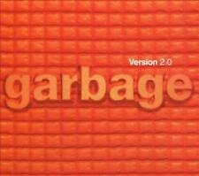GARBAGE - VERSION 2.0 [20TH ANNIVERSARY EDITION] USED - VERY GOOD CD