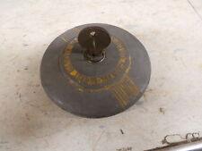 Ivano Gaslock gas locking cap vintage hot rod rat 20's 30's 40's Mopar GM Ford