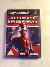 Ultimate Spider-man (Sony PlayStation 2, 2006)