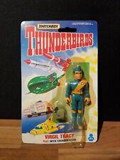 Thunderbirds Figure Virgil Tracey Matchbox 1992 Carded