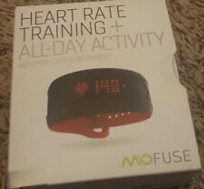 Mio Fuse Crimson 59P-LRG Heart Rate Training + Activity Tracker