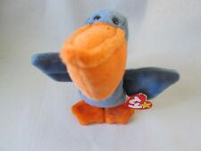 Ty Beanie Babies Original Baby SCOOP The Pelican #04107 (Born July 01, 1996)