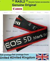 Original Genuine Canon Strap EOS EW-EOS5DMKIV Neck Shoulder Strap EOS 5D Mark IV