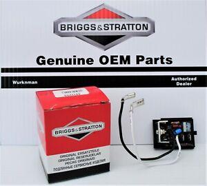 Genuine OEM Briggs & Stratton  84132gs GENERAC VOLTAGE REGULATOR