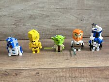 Lego Star Wars CubeDude Comcon012 Comic-Con The Clone Wars Edition rebricked