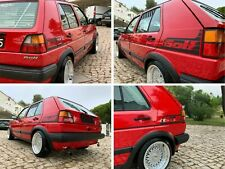 Compatible for VW MK2 Golf GTi 16V Syncro Rabbit Side Stripes Decals Graphics