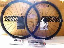 Profile Design 38 TwentyFour Carbon Clincher Wheelset