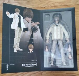 Medicom Toy Death Note Real Action Heroes RAH 331 Yagami Light Action Figure New