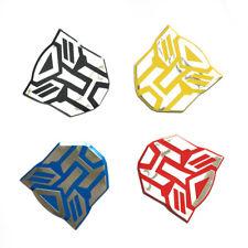 Transformers Autobots Logo Symbol Car Stickers Auto Metal Badge Emblem Toy