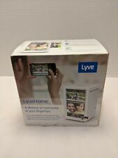"""New LyveHome Photo and Video Manager, 5"""" Touch Screen, 2TB Storage, 549x960px,"""