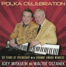 Joey Miskulin Walter Ostanek Polka Celebration Fantastic Brand New CD GREAT FUN!