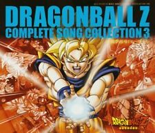 USED Vol. 3-Dragon Ball Z Complete Song Collection CD