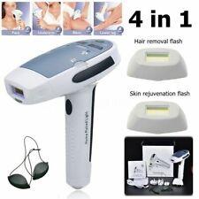 4 in1 Laser IPL Permanent Hair Removal Machine Face&Body Skin Painless Epilator