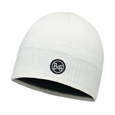 Buff Headwear a maglia, Taos Red Star Bianco/Nero, Adulto/Taglia unica