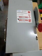 EATON CUTLER-HAMMER DH261UGK Safety Switch