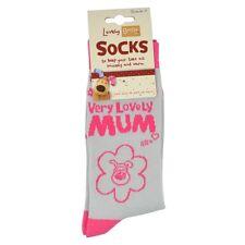 Lovely Boofle Mum Socks Size 4-7 One Pair Birthday Christmas Gift Idea