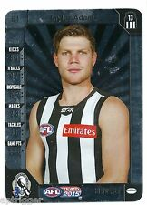2015 Teamcoach SILVER (61) Taylor ADAMS Collingwood